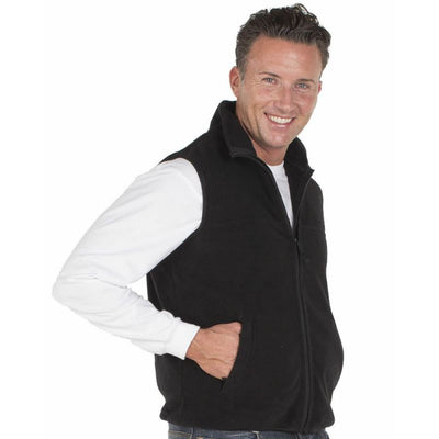 3OV - Men's Fleece Vest by JB's Wear - Infectious Clothing Company