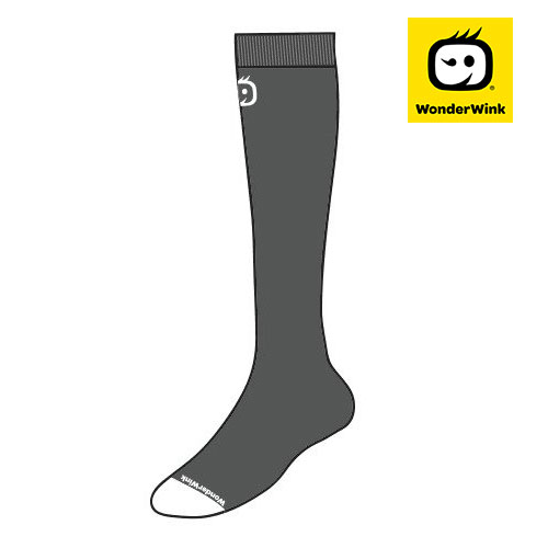 479 Knee High Compression socks by WonderWink - Infectious Clothing Company