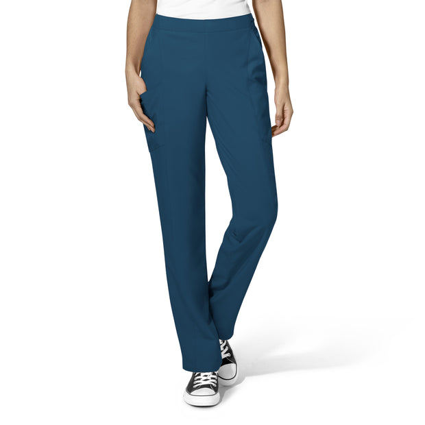5155 WonderWink W123 Womens Full Elastic Pant - Infectious Clothing Company