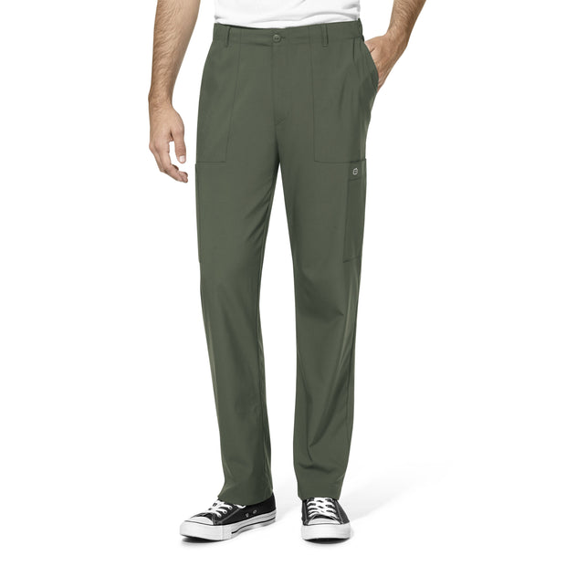 5355 WonderWink W123 Mens Cargo Pocket Pant - Infectious Clothing Company