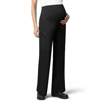545 USC WonderWORK Womens Maternity Stretch Nursing Scrub Pants - Infectious Clothing Company