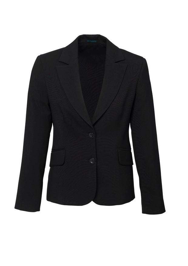 60111 Biz Corporates Womens Short-Mid Length Jacket
