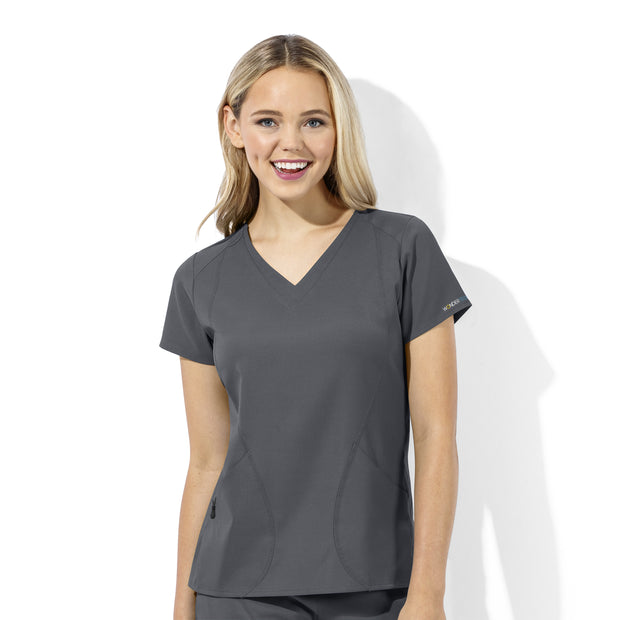5113-6113 WonderTech Women's Stretch Scrub Set - Infectious Clothing Company