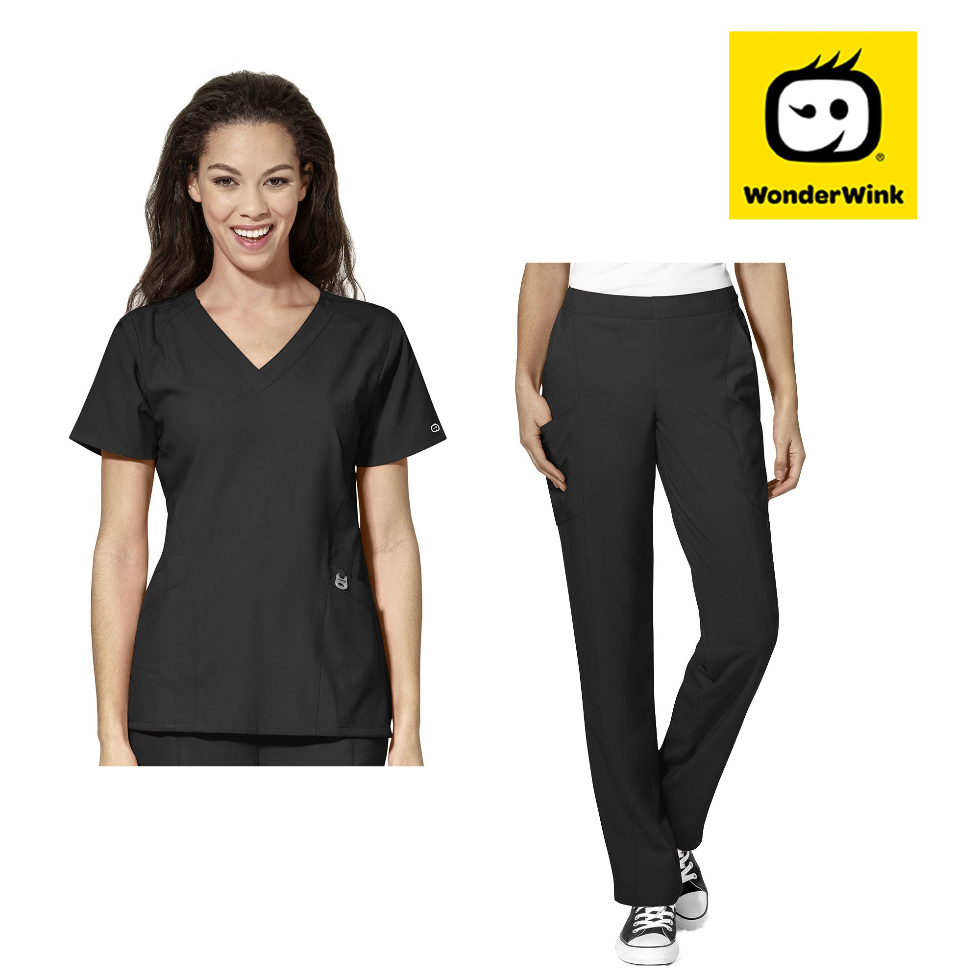 Xinsy Womens Split Overalls Casual Pants,M