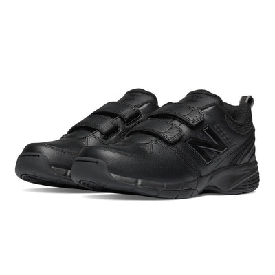 625 New Balance Kids Hook and Loop Leather School Shoe