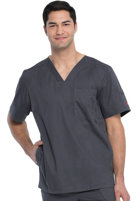 81722 Dickies Gen Flex Men's Fit Scrub Top