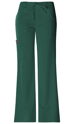 82011 Dickies Xtreme Stretch Womens Drawstring Scrub Pant - Infectious Clothing Company
