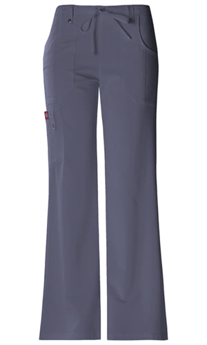 82011 Dickies Xtreme Stretch Womens Drawstring Scrub Pant
