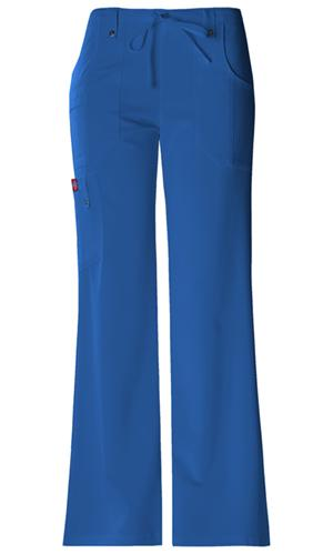 82011P Dickies Xtreme Stretch Petite Womens Drawstring Scrub Pant