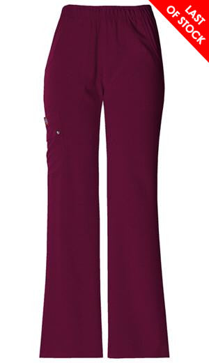 82012 Dickies Xtreme Stretch Womens Elastic Waist Pant