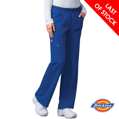82012T Dickies Xtreme Stretch Womens Tall Elastic Waist Pant