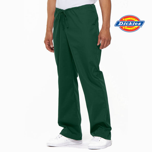 83006 Dickies EDS Unisex Drawstring Scrubs Pants - Infectious Clothing Company