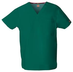 83706 Liverpool Emergency Dickies Unisex v-neck scrub top - Infectious Clothing Company