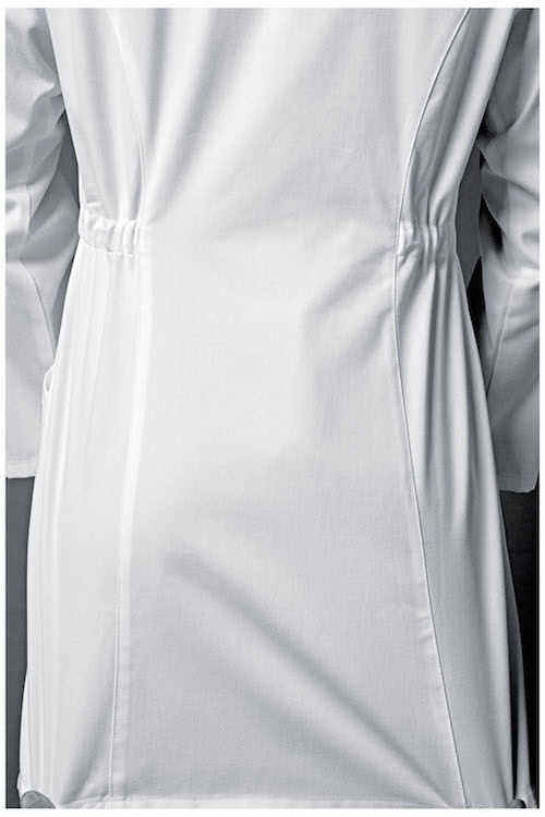 "84402 Dickies Women's 34"" White Doctors Lab Coat - Infectious Clothing Company"