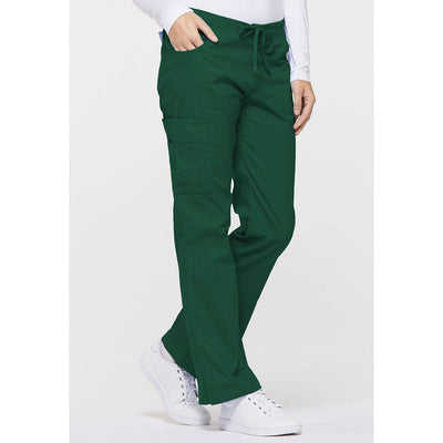 86206T Dickies EDS Tall Womens Mid Rise Drawstring Cargo Pant