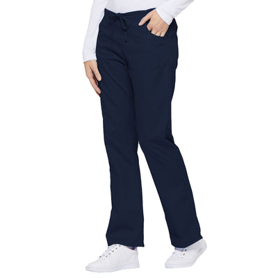 86206 Dickies EDS Womens Mid Rise Drawstring Cargo Pant - Infectious Clothing Company