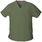 86706SP Dickies EDS Signature Classic Womens V-Neck Scrub Top