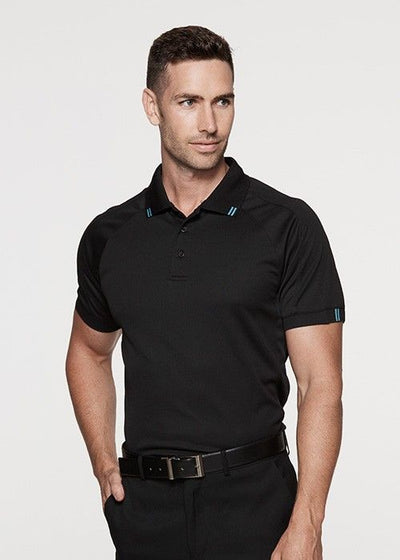 1308 Aussie Pacific Men's Flinders Polo Shirt