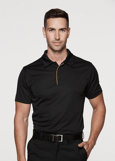 1302 Aussie Pacific Men's Yarra Polo Shirt