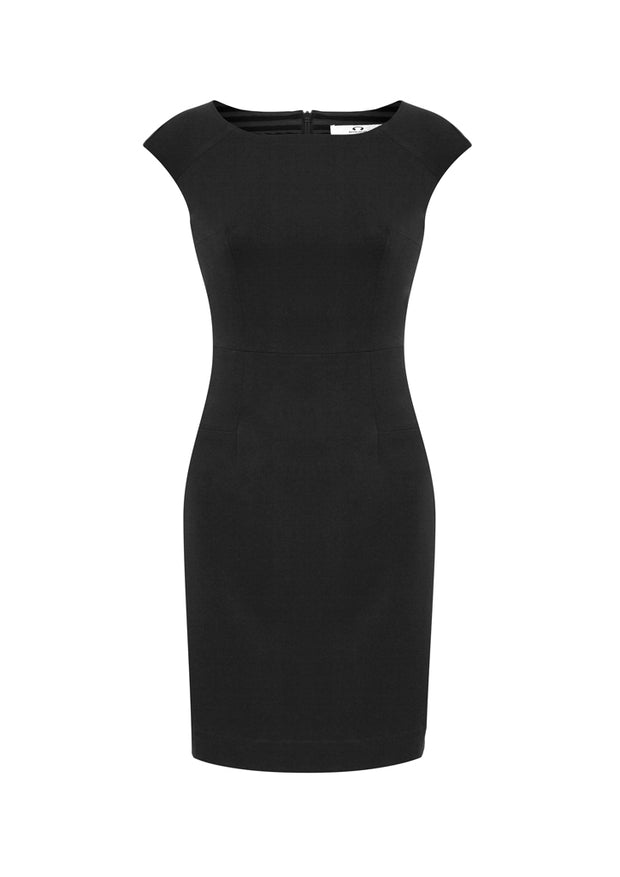 BS730L Biz Collection Ladies Audrey Dress - Infectious Clothing Company