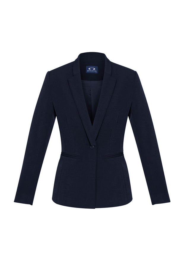 BS732L Biz Collection Ladies Bianca Jacket - Infectious Clothing Company