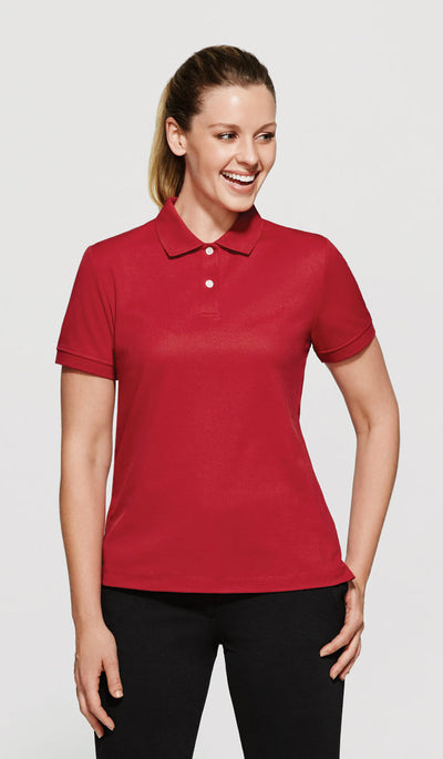 CATU58 NNT Active Women's Antibacterial Short Sleeve Polo