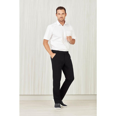 CL958ML USC Mens Comfort Waist Flat Front Pant - Infectious Clothing Company