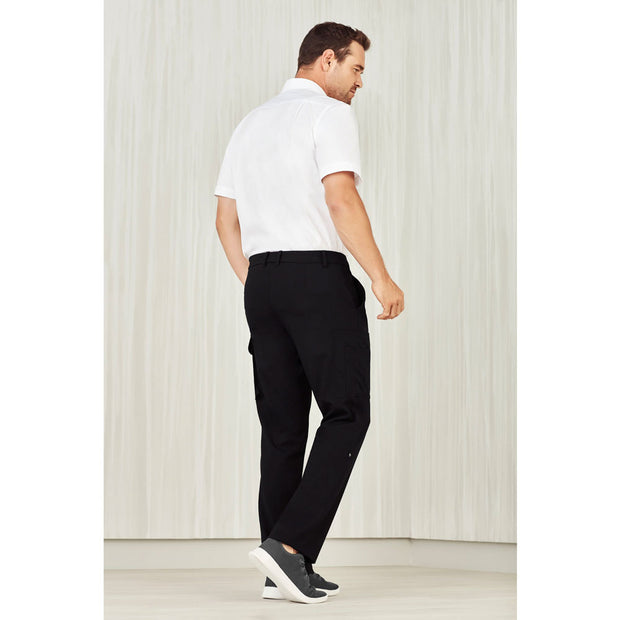 CL959ML Biz Care Mens Comfort Waist Cargo Pant - Infectious Clothing Company