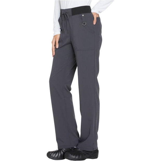 DK112T Dickies Xtreme Stretch Tall Straight Leg Scrub Pant - Infectious Clothing Company