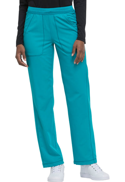 DK120P Dickies Dynamix Women's Petite Scrub Pant - Infectious Clothing Company