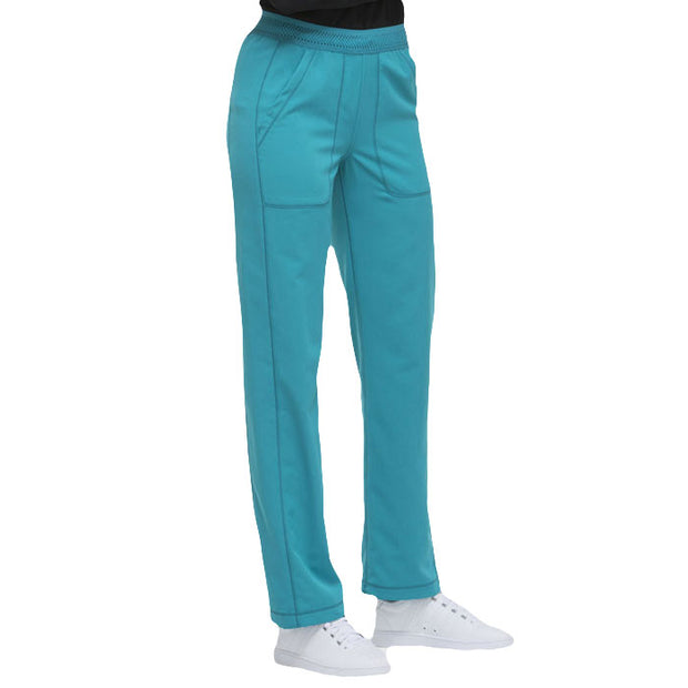 DK120T Dickies Dynamix Women's Tall Scrub Pant - Infectious Clothing Company