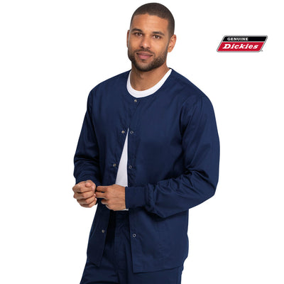 GD300 Dickies Industrial Strength Unisex Unisex Warm-up Jacket - Infectious Clothing Company