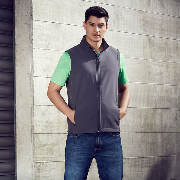 J830M Biz Collection Mens Apex Vest - Infectious Clothing Company