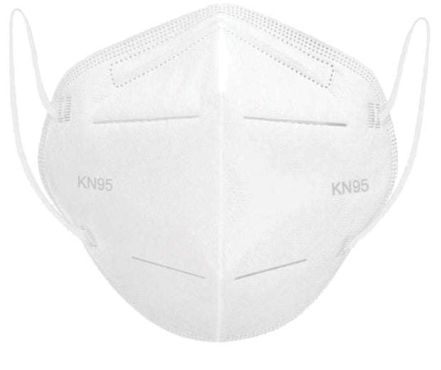 KN95/P2 Type (Box of 100) Particulate Respirator Face Mask - Infectious Clothing Company