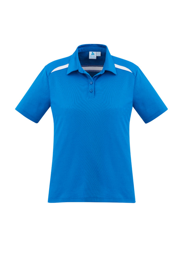 P901LS Biz Collection Ladies Sonar Polo