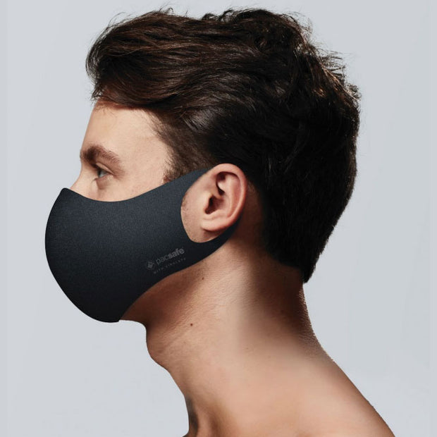 Pacsafe Viraloff Reusable Protective Face Mask 10166100 - Infectious Clothing Company