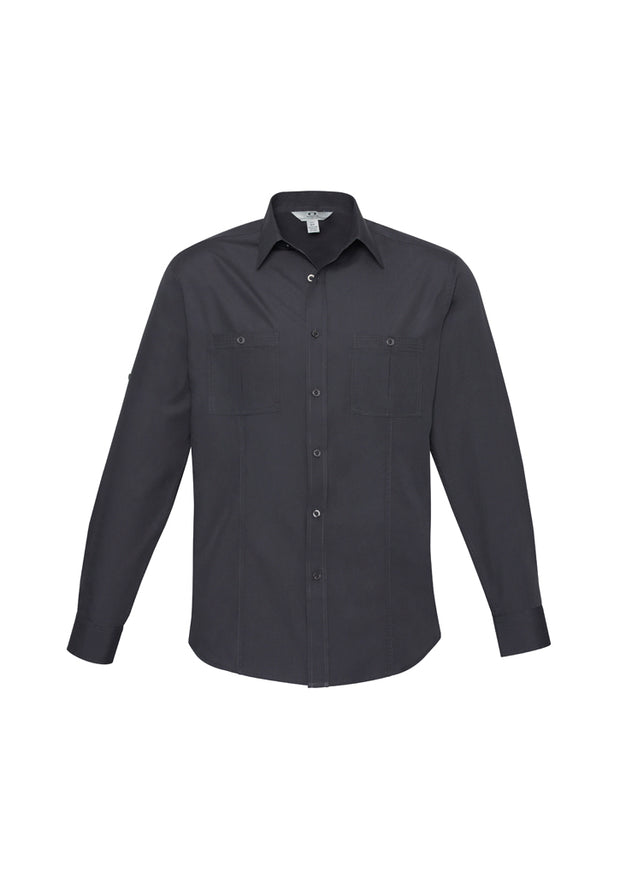 S306ML Biz Collection Mens Bondi Long Sleeve Shirt