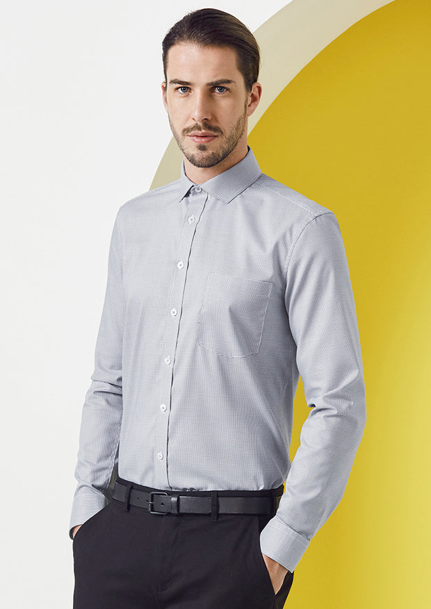 S910ML Biz Collection Mens Jagger L/S Shirt