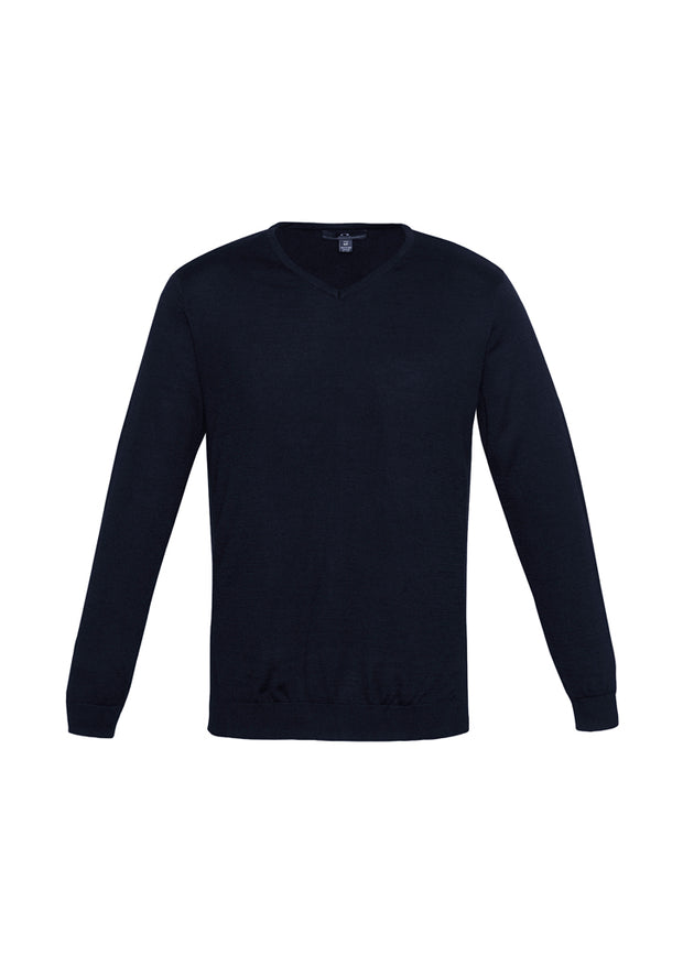 WP417M Biz Collection Mens Milano Pullover