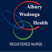 81906 Albury Wodonga Health Dickies EDS Signature Mens V-neck Utility Scrub Top - Infectious Clothing Company