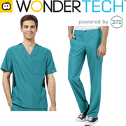 WonderTECH Men's Stretch Scrub Set - Infectious Clothing Company