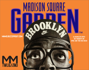 SPIKE LEE VS. MSG
