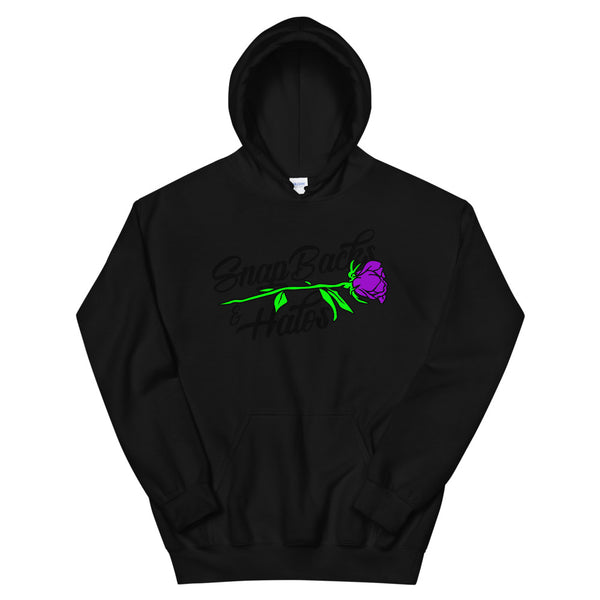 S&H Purple Rose Hoody