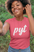 PYT(white) t-shirt