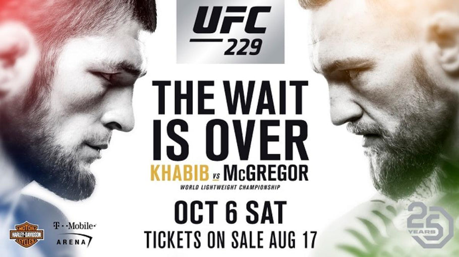 Conor Mcgregor vs Khabib Preview & Video