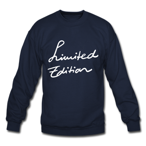 Limited Edition Sweatshirt - navy