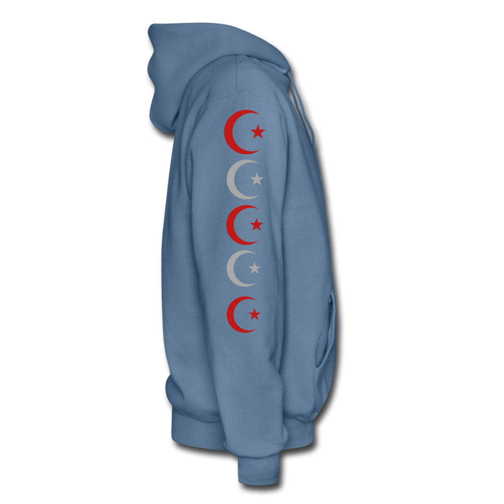 Moonchild Hoodie - denim blue