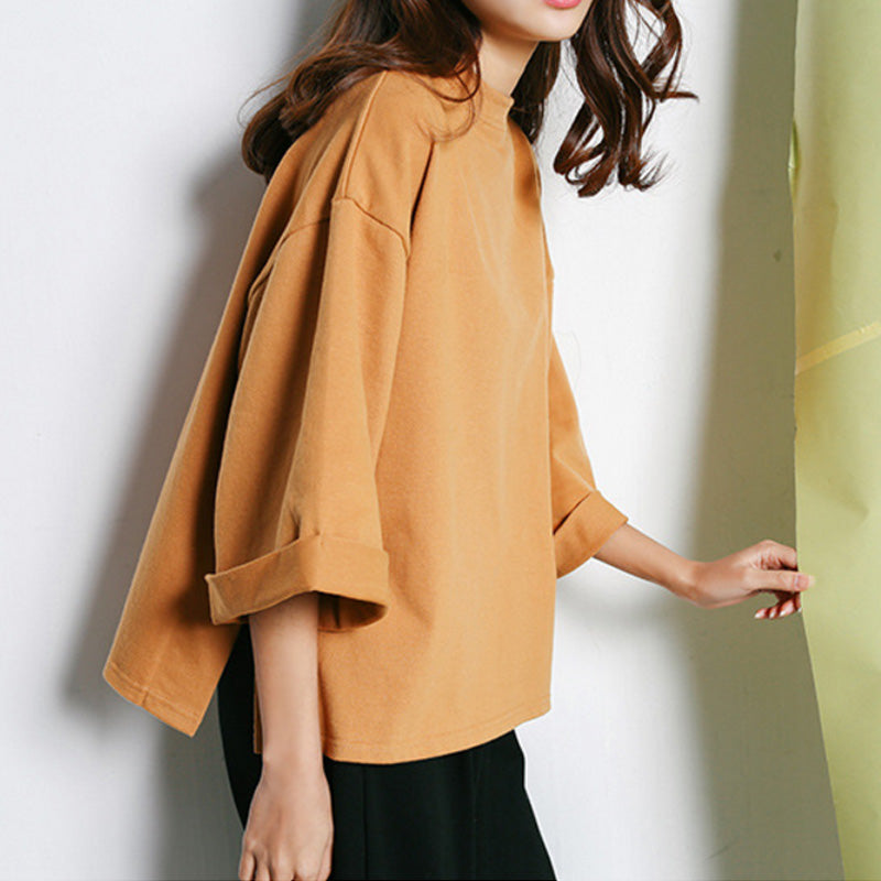 Loose Long Sleeve T-Shirt