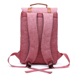 Vintage Canvas Backpack Handbags and Purses - Lilah