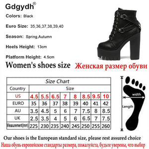 Black High-Heel Boots Women's Shoes - Lilah